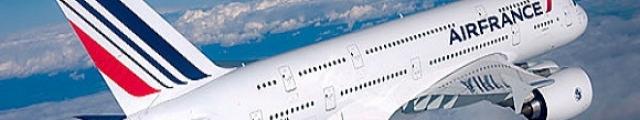 Air France : 1ere minute vols A/R vers les Etats-Unis, la Chine, le Brésil...