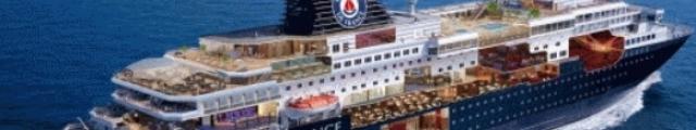 Croisierenet : promo ponts de novembre, en navires 4*, jusqu'à - 33%