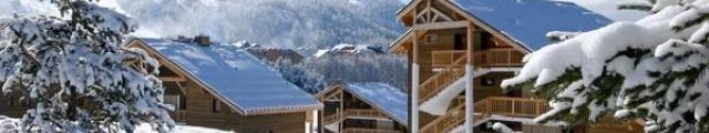 Locasun VP : 3 ventes flash, 8j/7n en résidence 3* avec piscines dans les Alpes, jusqu'à - 56%