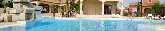 Locasun vp : Languedoc, 3 ventes flash 8j/7n en résidence avec piscine, jusqu'à - 43%