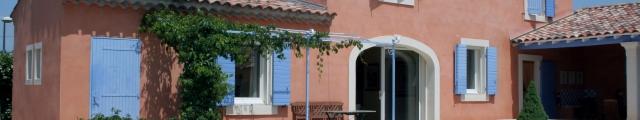 Vaucluse tourisme : week-end en Provence en chambre d'hôtes avec piscine