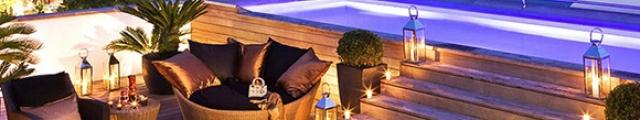 Voyage Privé :  vente flash en hôtel 5*, Cannes, Lubéron, Chantilly, - 70%