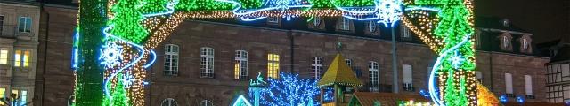 My Daily Hotel : ventes flash week-ends marchés de Noël à Strasbourg & Lille, - 59%