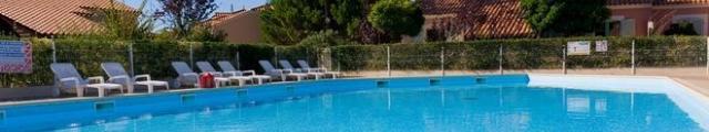 Madame Vacances : 8j/7n en résidences avec piscine & bord de mer, jusqu'à - 53%