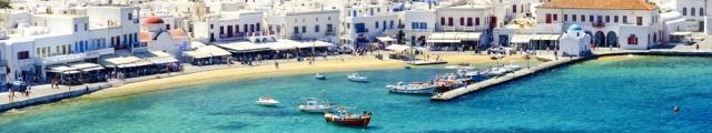 Voyage Privé : vente flash, séjours en Grèce cet été, jusqu'à - 60%
