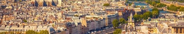 Wonder Weekend : week-ends culturels à Paris en hôtels 3*, 4* & 5* + petit-déjeuner, jusqu'à - 47%