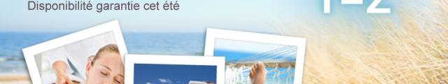 Promo Thalasseo exclusive 1=2 : week-ends et séjours bien-être en France & Europe, -50 %