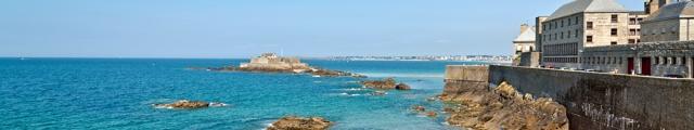 Locations : ventes flash, Nantes et St Malo, 2 à 7 nuits en résidence 3*, jusqu'à - 69%