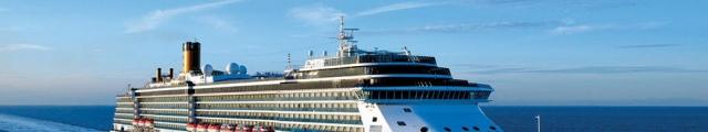 Voyage Privé : ventes flash croisières 8j/7n en Costa 4*, jusqu'à - 65%